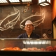 O chef Carlos Watanabe