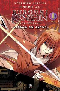 Especial Rurouni Kenshin - A Versão do Autor