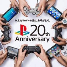 20 anos de Playstation