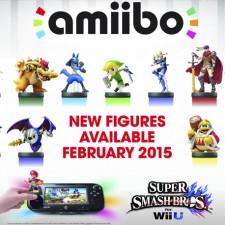 Nintendo anuncia novos Amiibo