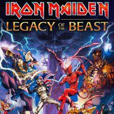 Iron Maiden lança novo trailer de jogo