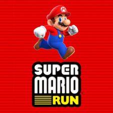 Super Mario Run no iPhone