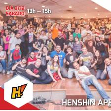 Equipe Henshin na CCXP
