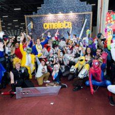 Parada Cosplay na CCXP 2016