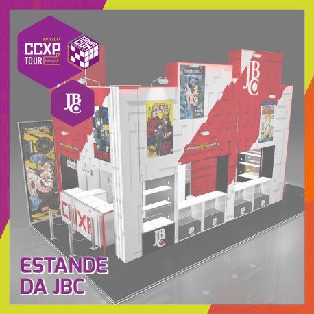 JBC na CCXP Tour Nordeste