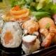 Combinado de sushis