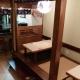 Ambiente superior do restaurante onde também é servido Yakitori