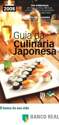 Guia da Culinária Japonesa