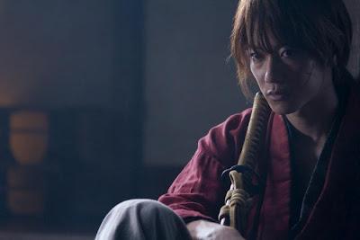 Takeru Sato, como Kenshin Himura