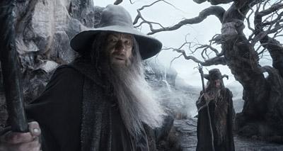 Olá, eu sou o Gandalf. Você me conhece de filmes como...