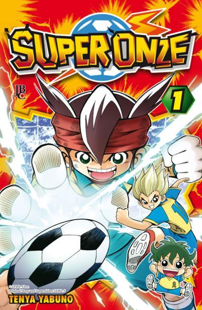 Capa do primeiro volume do mangá. Publicado pela Editora JBC