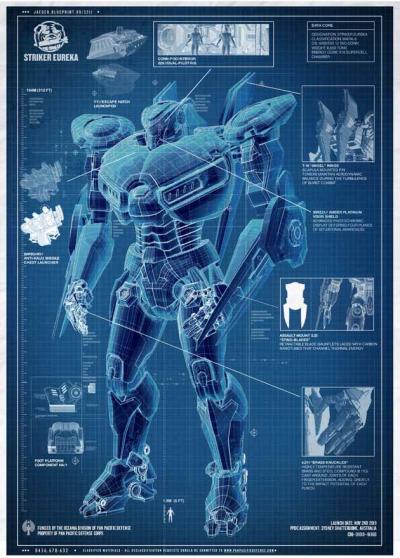 O estudio americano já trabalhou em produções de robôs gigantes