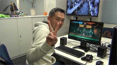 Keiji Inafune, o criador.