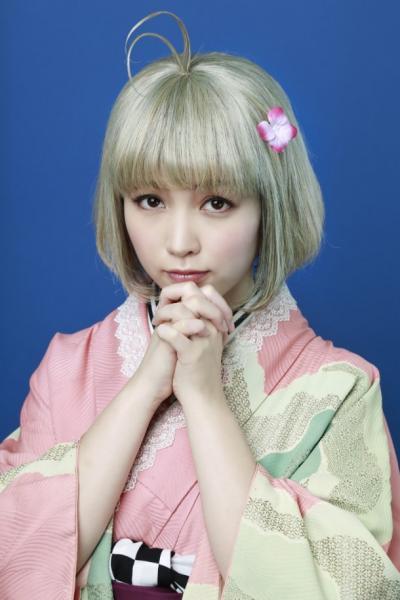 Azusa Togashi como Shiemi Moriyama