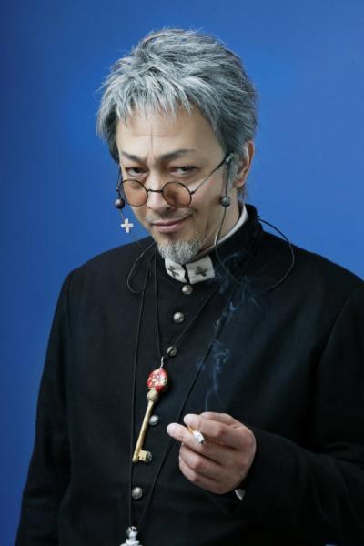 Kazuoki como Shiro Fujimoto