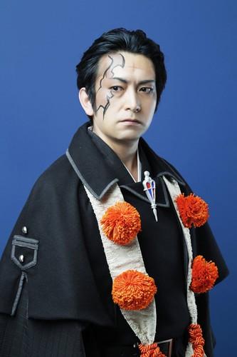 Kazutoshi Uchibori como Yaozou Shima