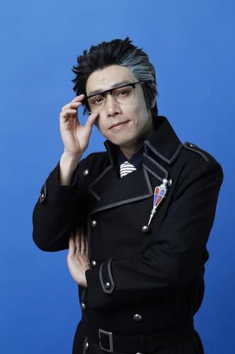 Takeshi Yoshioka como Saburôta Tôdô