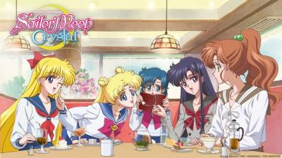 sailor moon 2014  Sailor Moon Crystal no Crunchyroll!