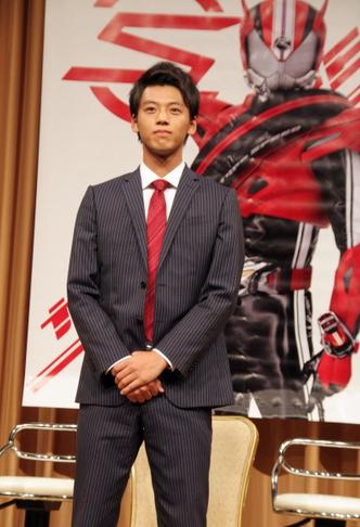 O ator Ryōma Takeuchi