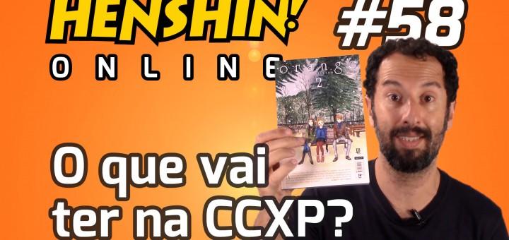 O que vai ter na CCXP? - Henshin Online 58