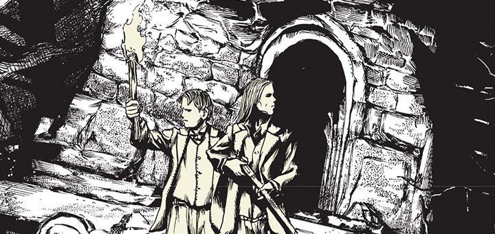 Mangá de Lovecraft na CCXP
