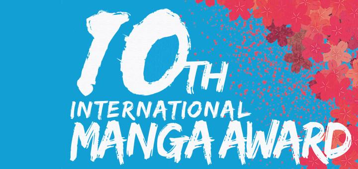 O 10º International MANGA Award