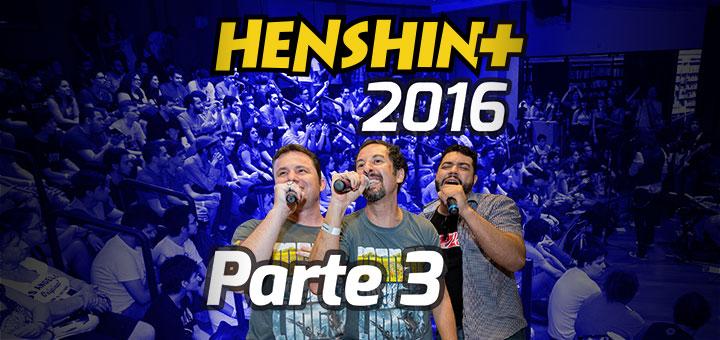 Vídeos JBC Henshin!+ 2016