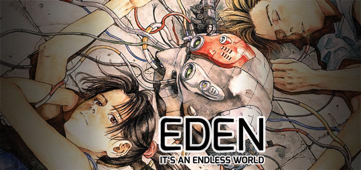 Henshin Apresenta: Eden - It's an Endless World