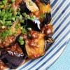 Receita: Mabonasu (berinjela apimentada)