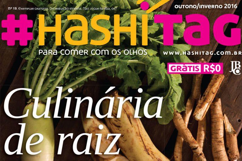 Edição #19 da Revista Hashitag