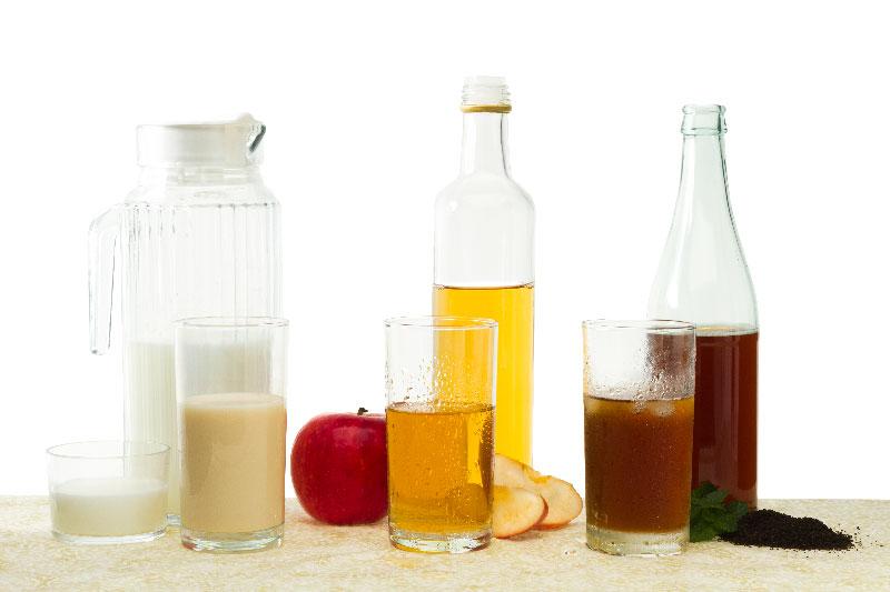 Os benefícios das bebidas probióticas