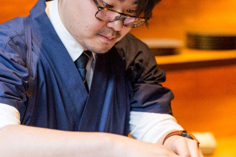 Perfil do chef: Tadashi Shiraishi