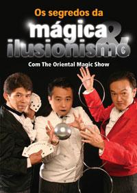 Os Segredos da Mágica e Ilusionismo
