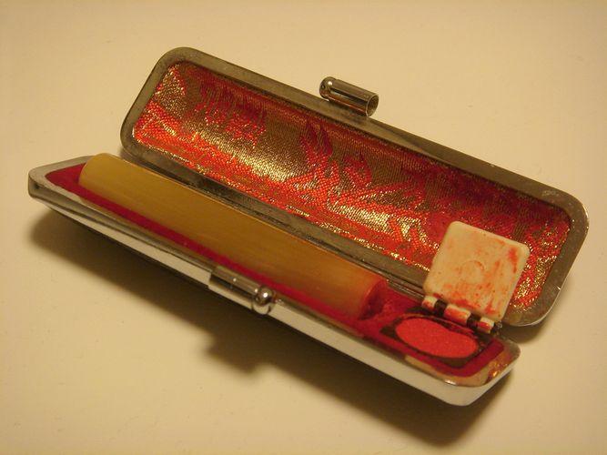 cor vermelha na cultura japonesa