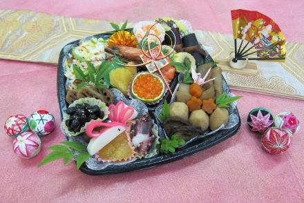 Osechi-Ryouri, do Bistrô Kazu