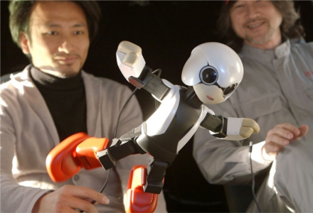 Kirobo passou por diversos testes de desempenho em situações com gravidade zero