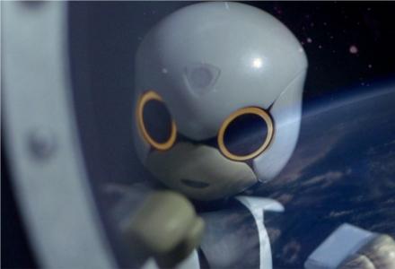 Kirobo será o primeiro robô-astronauta