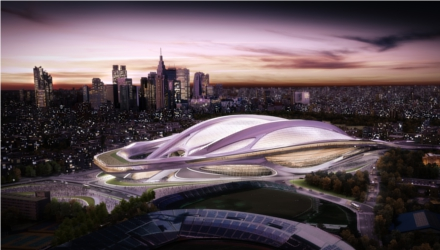 O Estádio Olímpico Nacional será totalmente reformado
