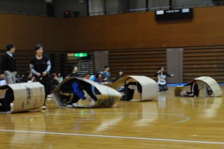 Brincadeiras estimulam a prática dos exercícios físicos