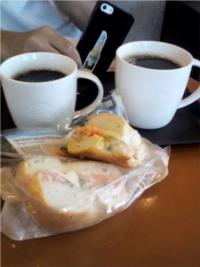 Último café da manhã da viagem