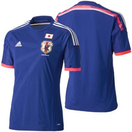 Novo uniforme da seleção japonesa de futebol - Made in Japan db0176d8acab7