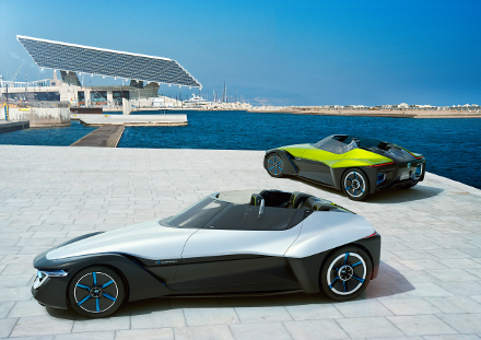 Protótipo da Nissan pode chegar ao mercado em breve