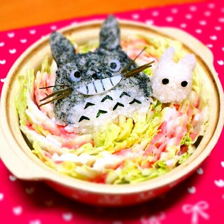 'Totororoshi'  do perfil @sweetsweetdays