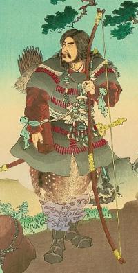 Imperador Jinmu foi o primeiro imperador do Japão