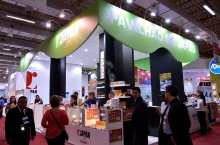 APAS 2014 teve participação de empresas japonesas