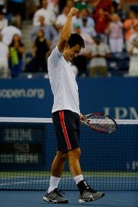 Kei Nishikori se tornou o primeiro japonês a alcançar uma final de Grand Slam