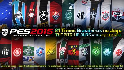 São 20 clubes que estão na série A do campeonato brasileiro e 1 da série B