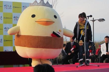 Bary-san, da cidade de Imabari (Ehime) foi o campeão de 2012
