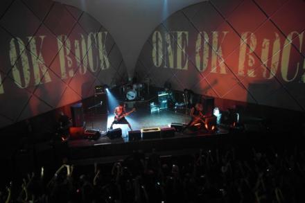 One Ok Rock lotou o Cine Joia, no dia 2 de novembro