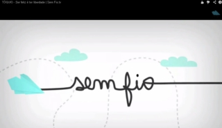 Novo vídeo do Projeto Sem Fio